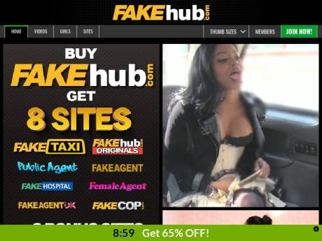 FakeHub + 35 مواقع الاباحية الممتازة في عام 2021 مثل FakeHub
