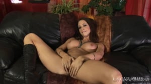 Busty Chanel Preston Dildo Drills Her Pussy In Wet Masturbation Session!
