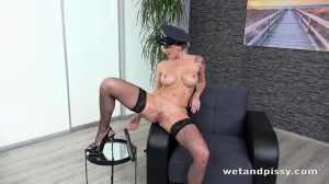 Ellen Milion in Busty Bad Cop  at PuffyNetwork