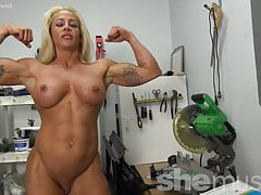 Jill Jaxen - Do You Like Watching Her? This Powerful Pro Wanker