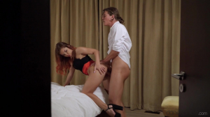 Russian Seductress In High Heels Gives Bj Before Getting Laid With Renata Fox