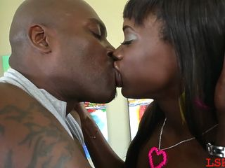 Sweet ana foxxx and lad in this video