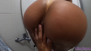 Fucking My Stepsister In The Shower