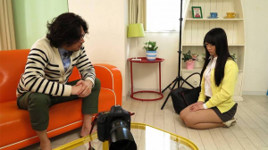 Wife Cheats With Her Director at His House - JapanHDV