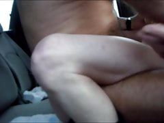 SEX DANCING IN THE VAN