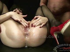 Creampies, Creampies, Creampies For Mia Hot - Sperma-Studio