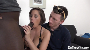 Busty Ana Cuckolds With Bbc