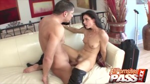 Horny Aunt India Summer Fucked And Cumshots