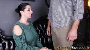 Alexandra Snow - Trapping The Hypnotist - Goddess