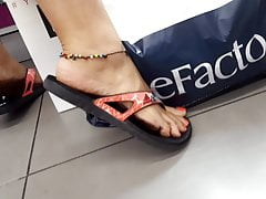 Close up mature fr's, sex big feet, red toes