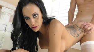 Busty Latina Get Fucked From Older Guy